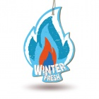 Ароматизатор AVS AFP-008 Fire Fresh (Winter Fresh/Зимняя свежесть)