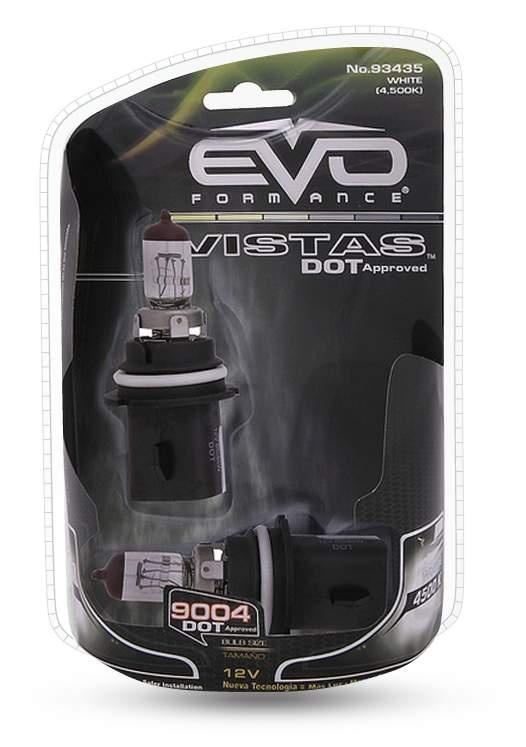 """Галогенные лампы EVO """"Vistas"""" - 9004-HB1 комплект 2 шт"""