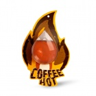 Ароматизатор AVS WDM-002 Fire Fresh (Coffee Hot/Кофе) (мембранный)